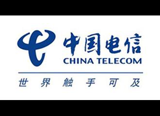 华为UPS荣誉客户-中国电信